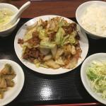 虎ノ門の中華料理店「南国亭」でランチを食べてきた