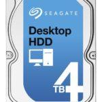 Seagate 4TB HDD