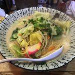四谷三丁目で長崎ちゃんぽんを食べる「哲」